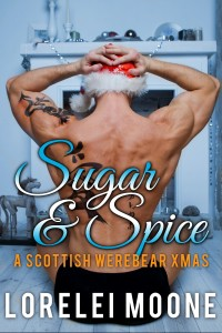 Scottish Werebear-Xmas
