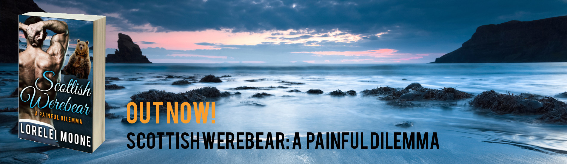 Out Now – Scottish Werebear: A Painful Dilemma