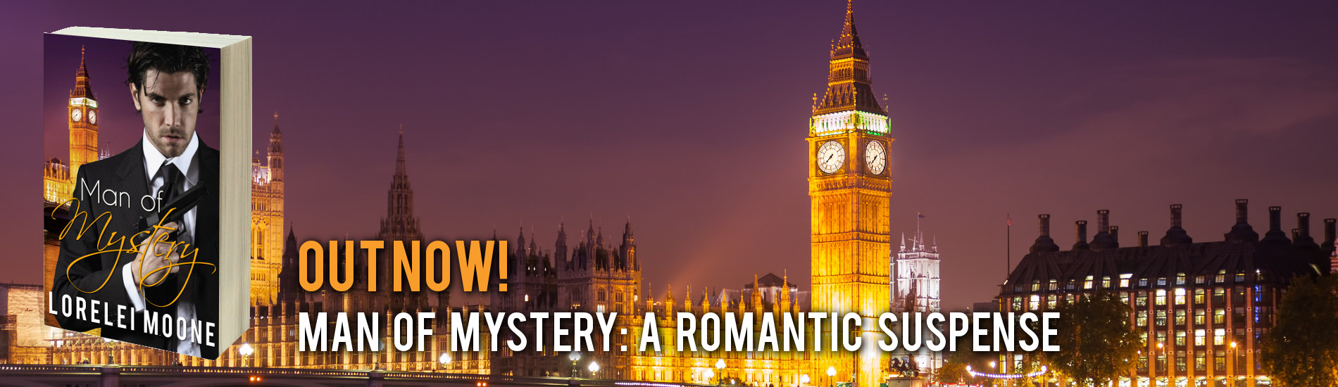 Out Now – Man of Mystery