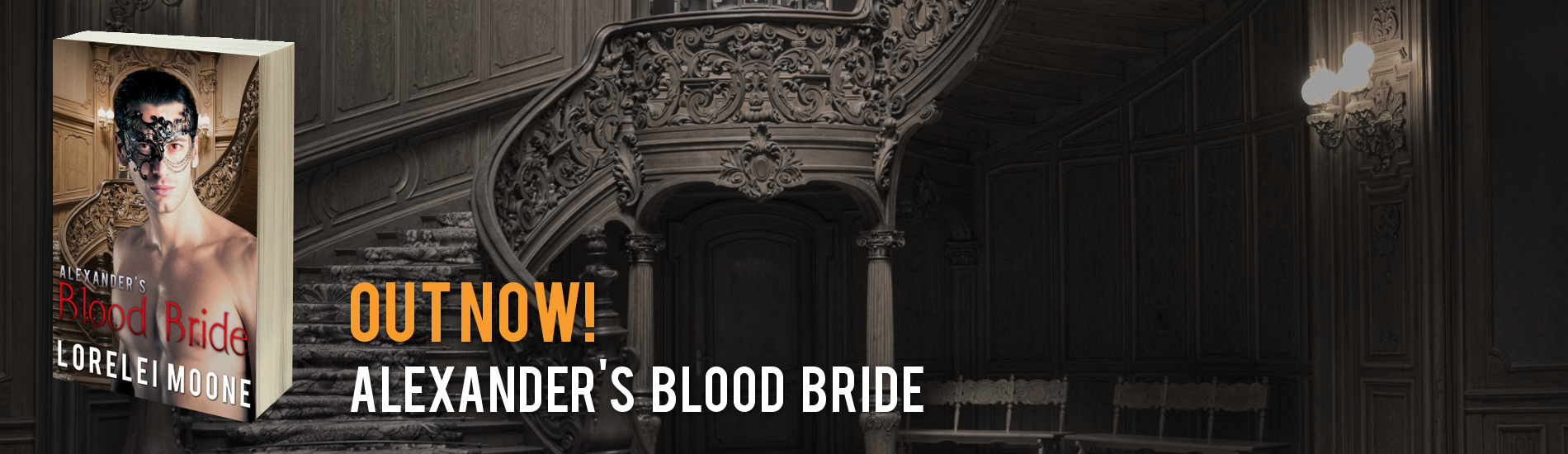 Out Now – Alexander's Blood Bride