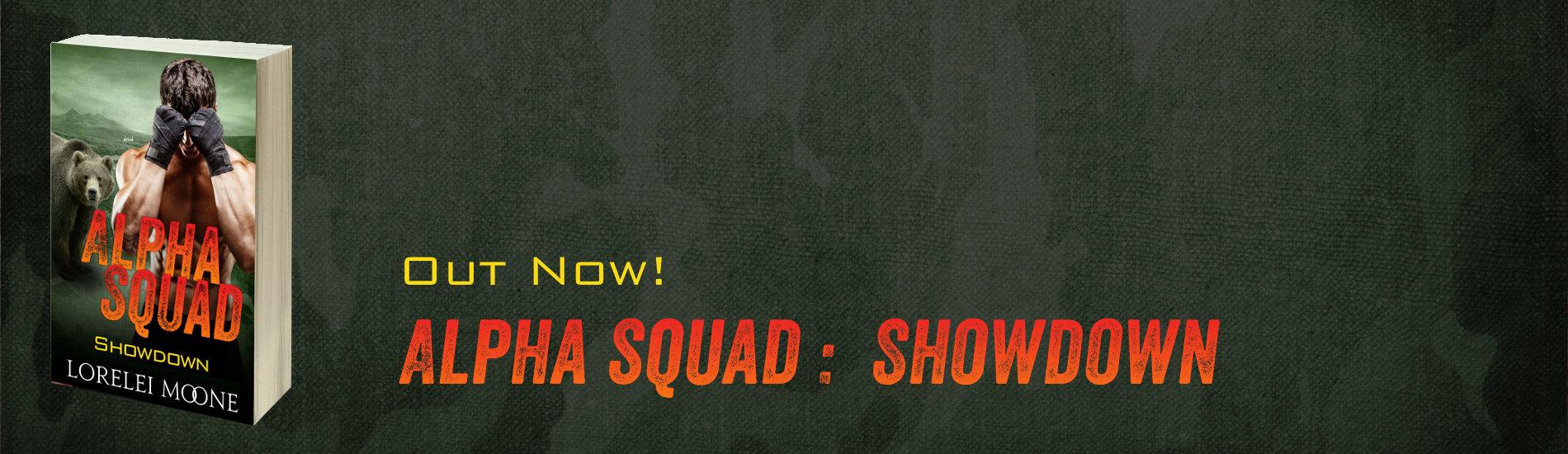 Out Now – Alpha Squad: Showdown