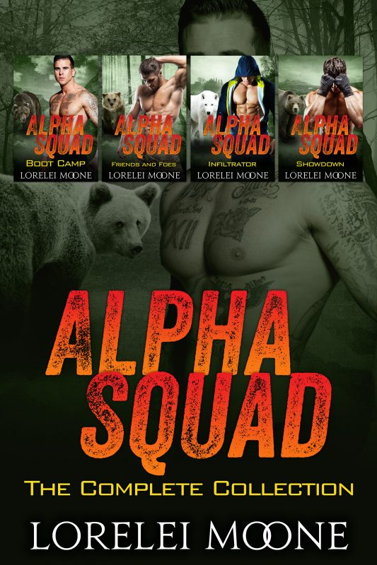 Alpha Squad: The Complete Collection