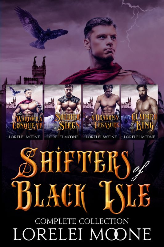 Shifters of Black Isle: The Complete Collection